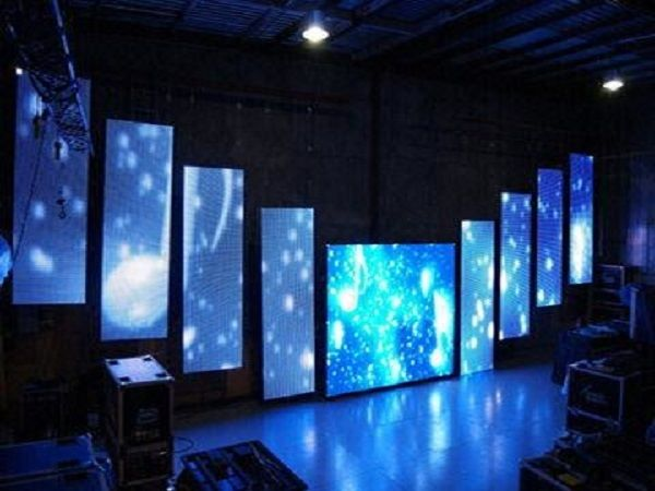 led tube screen 384 x 192 x 192 mm block p6 led screens. Black Bedroom Furniture Sets. Home Design Ideas