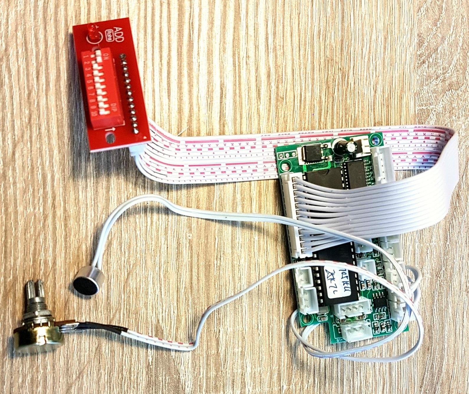 Laser galvo set, 25 kpps scanner, ILDA | Accessories | SOH cz