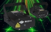 Mini Laser Light Disco, Four Gobos Cluster MNB43RG