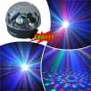 RGB LED Ball LXG 117 3x 3 W