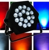 LED PAR reflektor 18x 12 W RGBWA+ UV 6-in-1, DMX