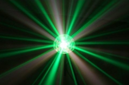 Max Magic Jelly DJ LED Ball 6x 1 W SD/USB/MP3 | LED Ball | SOH cz
