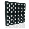 Matrix blinder LED panel 36x 3 W LED, DMX, nový model