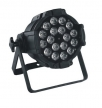 Reflektor LED PAR 18x 10 W 5-in-1 RGBW+UV, 15°, DMX