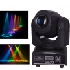 Moving head CREE LED 20 W, 8 gobos, DMX512, extra silent