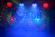 Light Show LED & Gobo Lasers 48