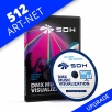 Music Visualization Upgrade licence <br />48 Basic na 512 Art-Net